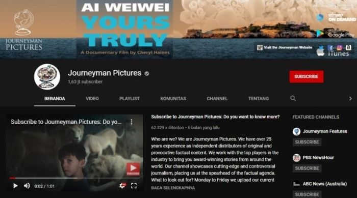 Download Film Ganool Watch Movie Terbaru Journeyman Pictures