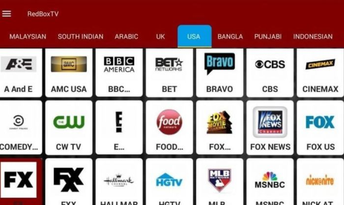 Dutafilm Redbox Free Live TV