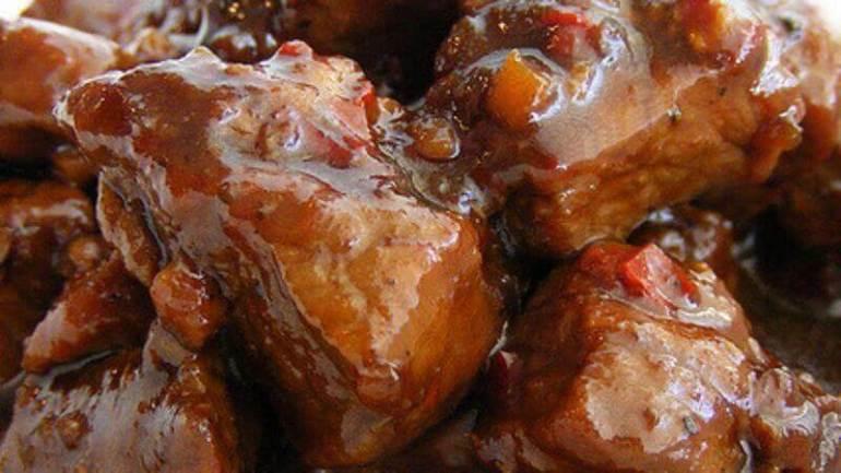 Menu Makanan Khas Nias Harinake - Bosmeal.com