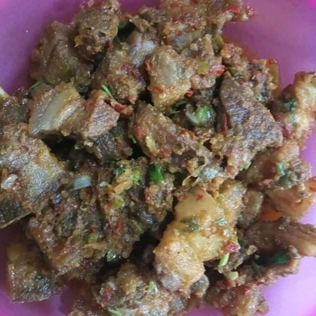 Contoh Makanan Khas Nias ni'owuru - Bosmeal.com