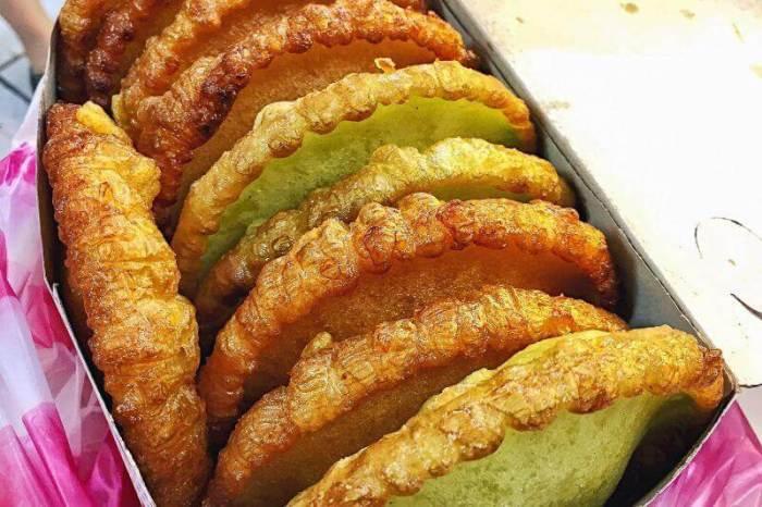 tumpi makanan khas dayak lundayeh - Bosmeal.com