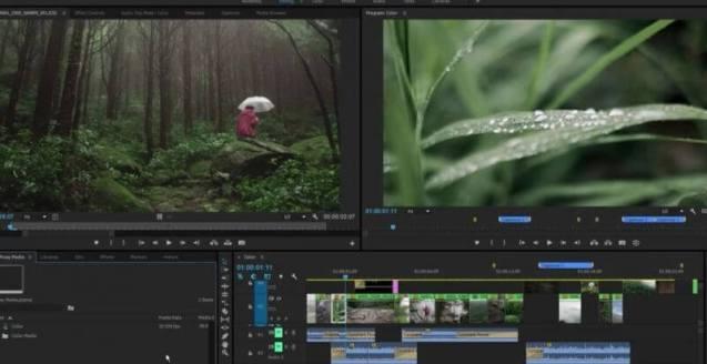 Aplikasi Edit Video PC Adobe Premiere Pro