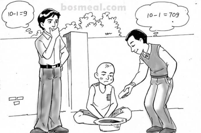 Contoh Teks Anekdot Singkat