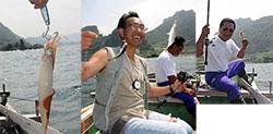 東京湾ボート釣果