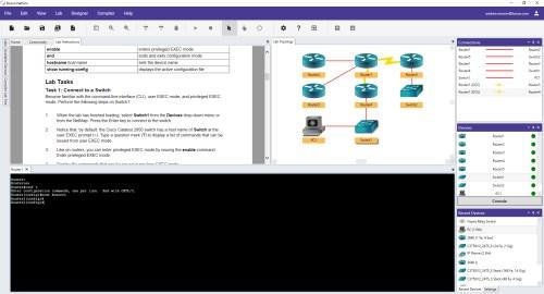 small resolution of netsim 12 network simulator lab and topology view
