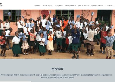 Bridges of Hope Africa Ministries – Portland, Oregon / Wakiso, Uganda