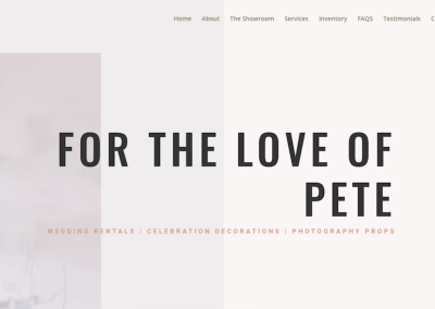 For The Love Of Pete Rentals – Salem, Oregon