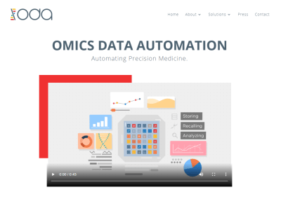 Omics Data Automation – Beaverton, Oregon