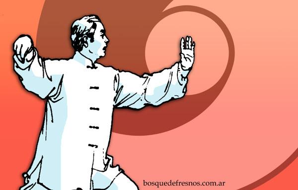 el tai chi chuan reduce el estrés