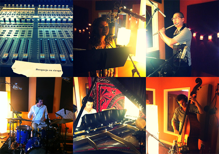 Collage Recording