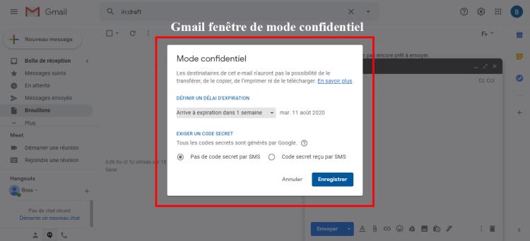 Gmail-fenetre-de-mode-confidentiel-Boss-Arts