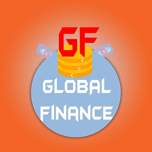 Logo Global finance par Boss Arts