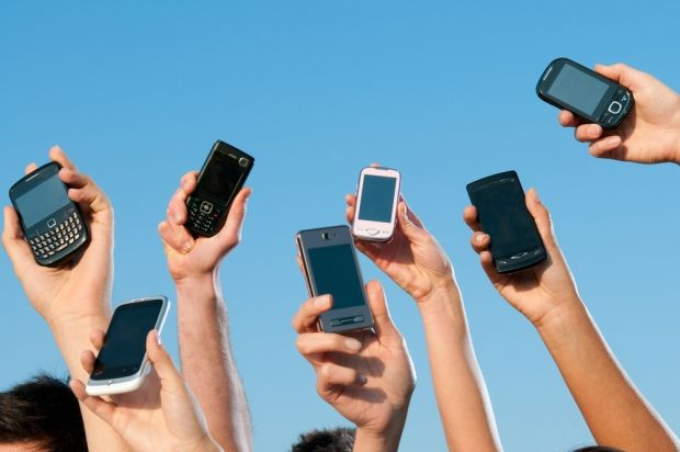 Les téléphones portables par Boss Arts