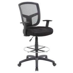 Mesh Drafting Chair Big Chairs Boss Contract Stool Bosschair