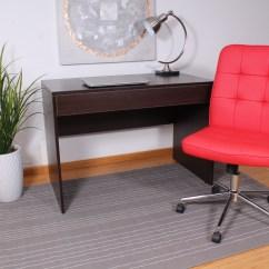 Red Office Chair No Wheels Patio Cushions Walmart Boss Millennial Modern Home  Bosschair