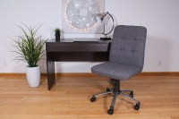 Modern Office Chair-Slate Grey  BossChair