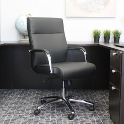 Modern Conference Chairs Kidkraft Highlighter Table And Boss Executive Chair Black  Bosschair