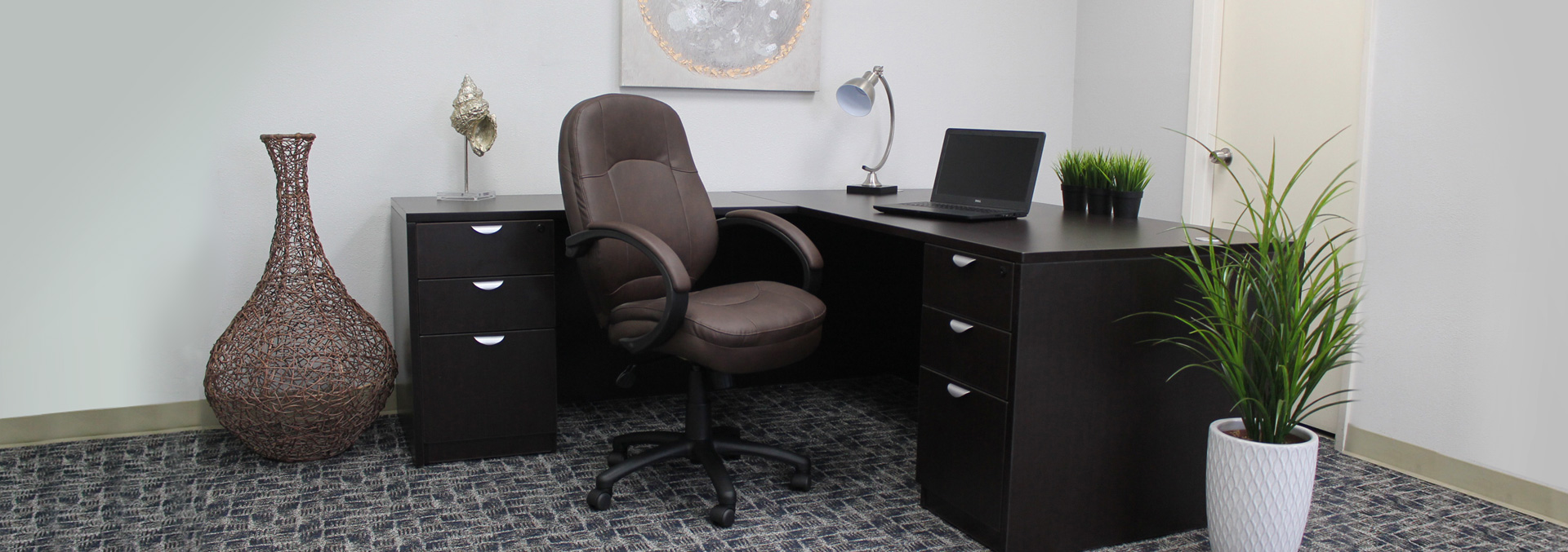 desk chair york leather cigar bosschair a norstar company