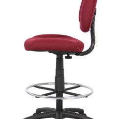 Ergonomic Drafting Chair With Arms That Turns Into A Bed Boss Works Adustable Without