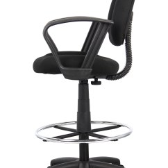 Ergonomic Chair With Leg Rest Game Of Throne Boss Works Adustable Drafting Loop