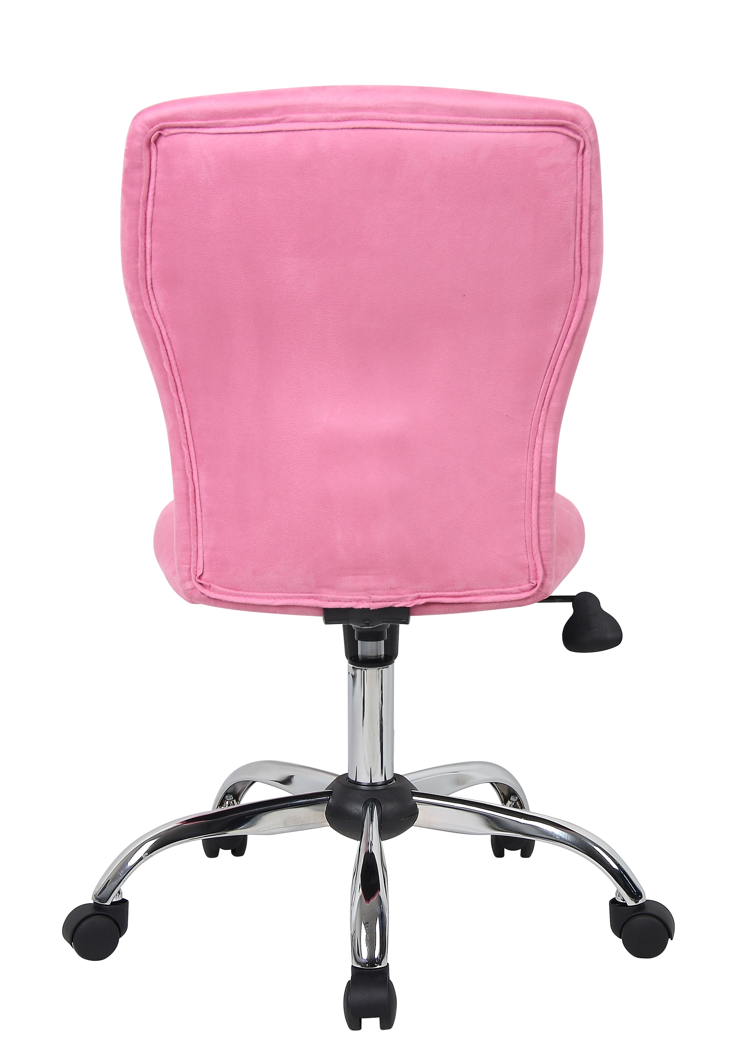 Pink Office Chairs Boss Tiffany Modern Office Chair Pink