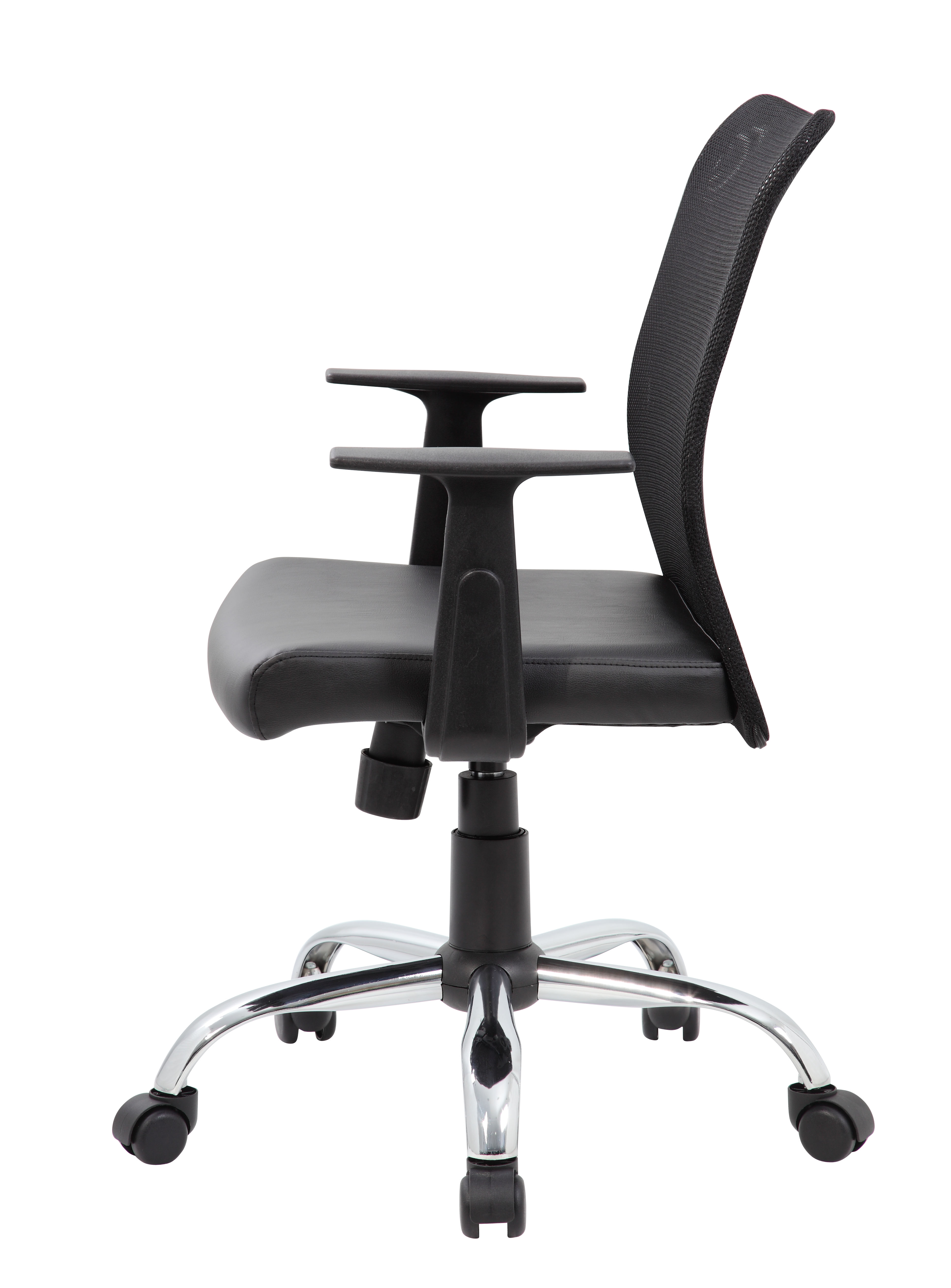 task chair without arms rest and roll boss budget mesh w t  bosschair