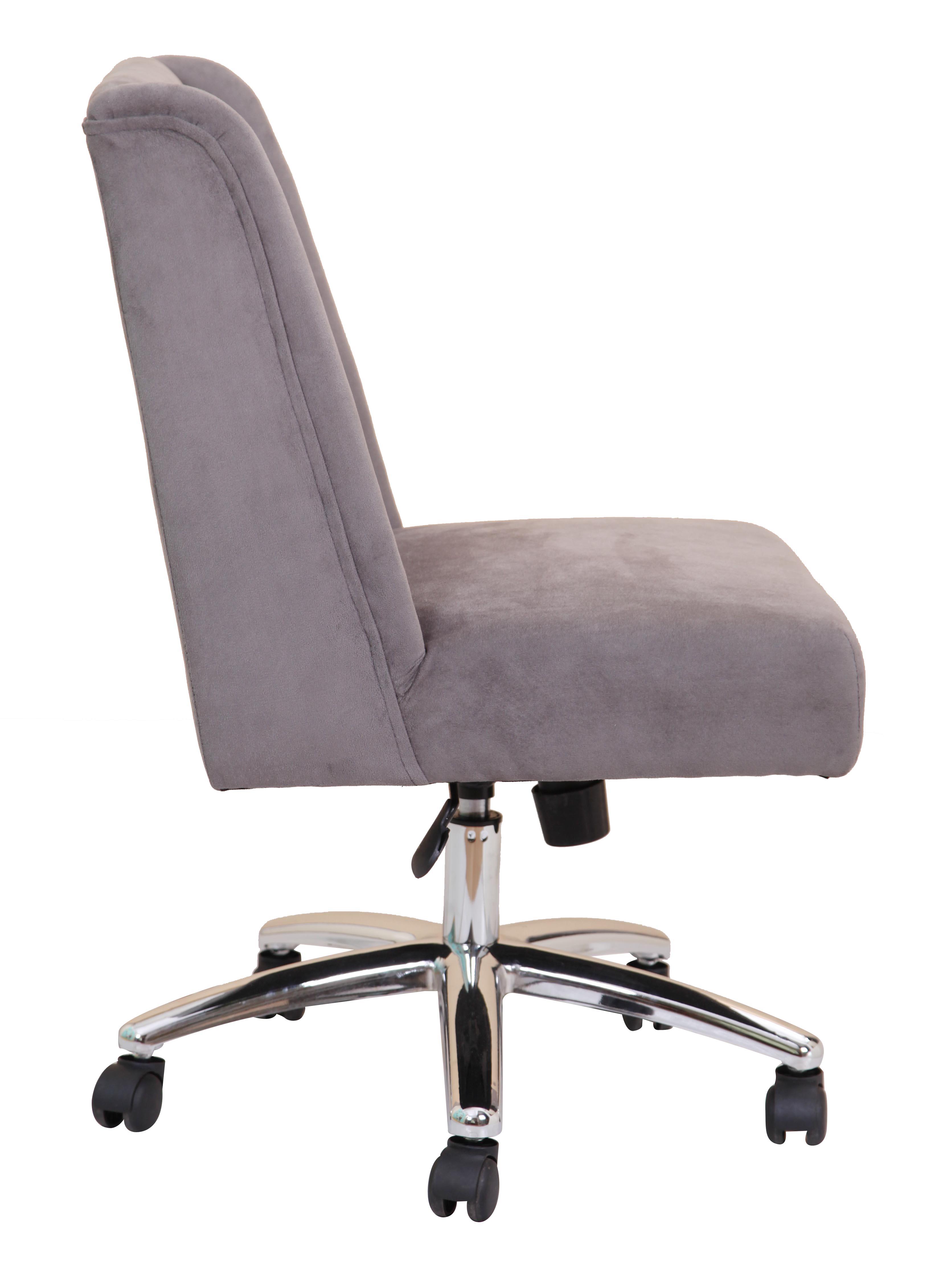 norstar office chair parts nantucket rocking boss decorative task charcoal grey  bosschair