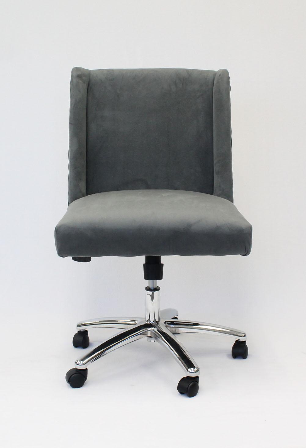 Boss Decorative Task ChairCharcoal Grey  BossChair