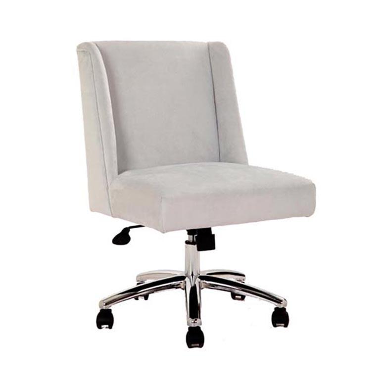light grey chair walmart gaming chairs boss decorative task bosschair