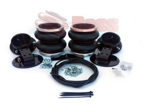 Dodge Ram 1500 Airbag Suspension