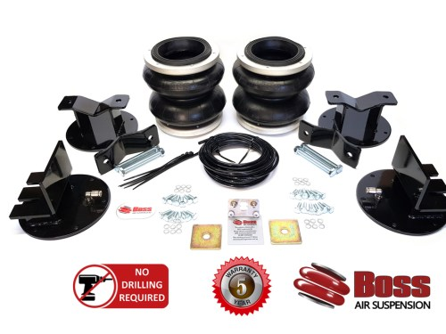 Ford F150 2004+ Airbag Kit