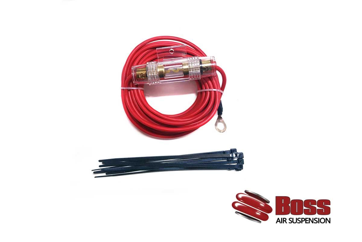 on air compressor wiring
