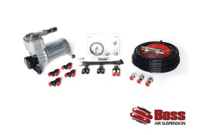 Incab Airbag Inflation Kit