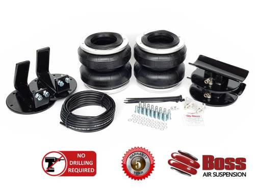 Mahindra 4WD Airbag Load Assist kit 2015 plus