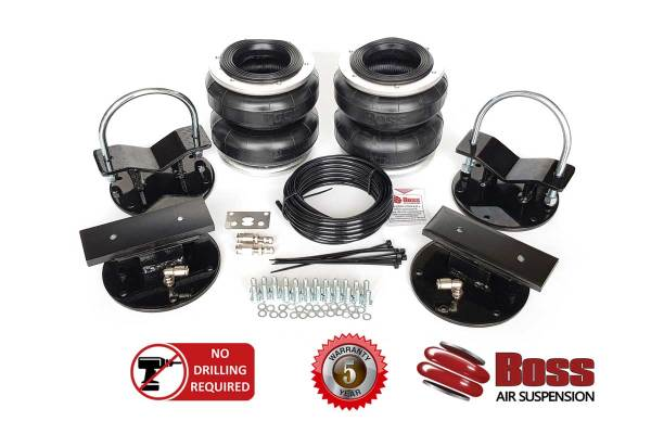 Dual Wheel Mercedes Sprinter Air Leveling Kit