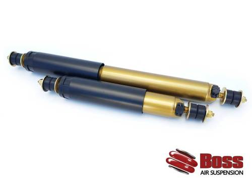 Landcruiser 80 series adjustable off road shocks