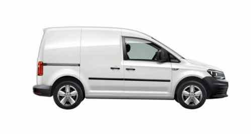 VW Caddy Air Assist rear Suspension