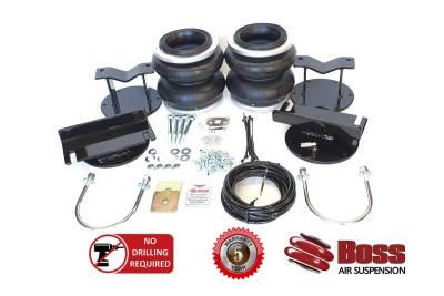 F250 F350 airbag suspension