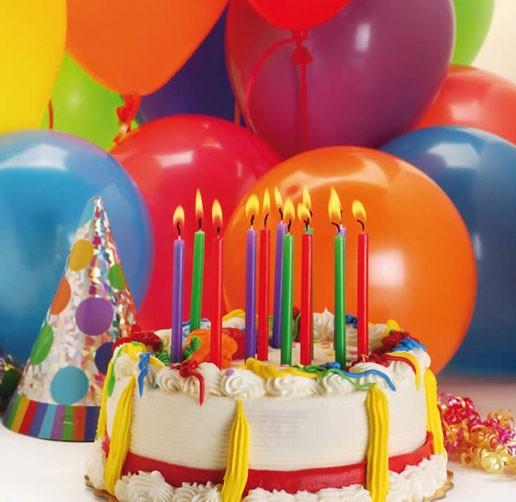 Organização Festa de Aniversário