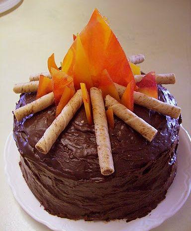 Festa Junina-bolo