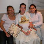 Sobre sua avó, de mãe para filhos