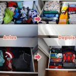 Casa organizada combina com consumo sustentável