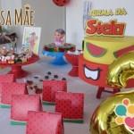 Festa de Aniversário tema Turma da Mônica – Stella 2 anos