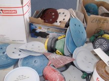 Sandpaper of every size