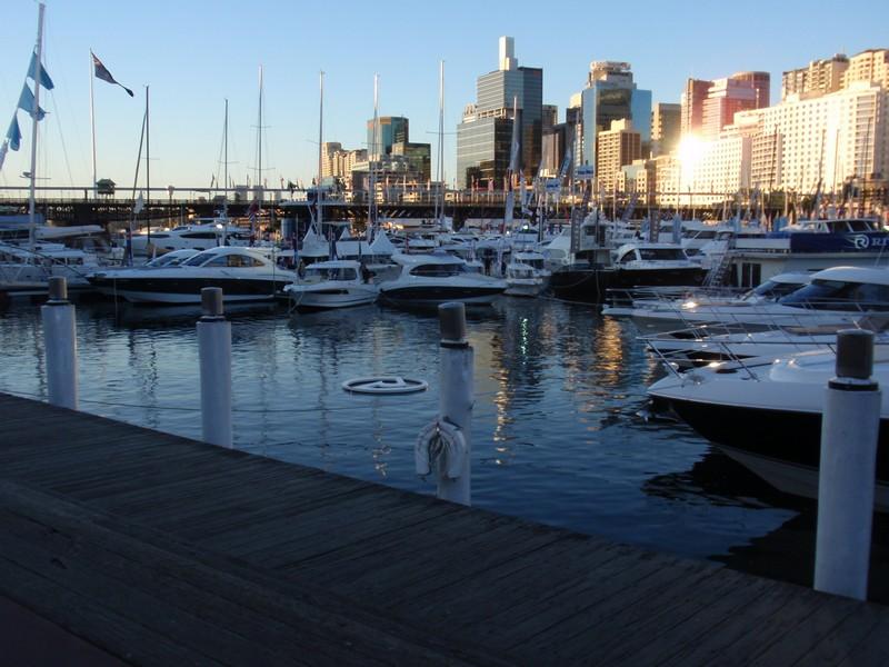 Sydney Boat Show 2012