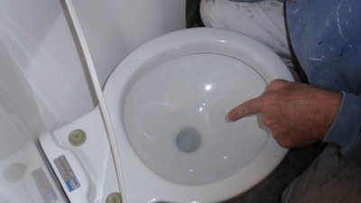 It works ... water!!