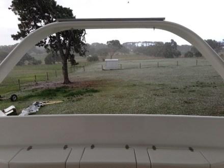Melbourne weather!