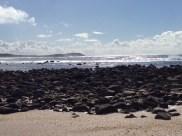 View across the Iluka beach