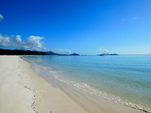 Always love Whitehaven Beach.