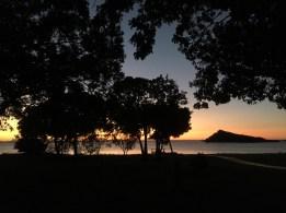Sunset from the Gloucester Resort